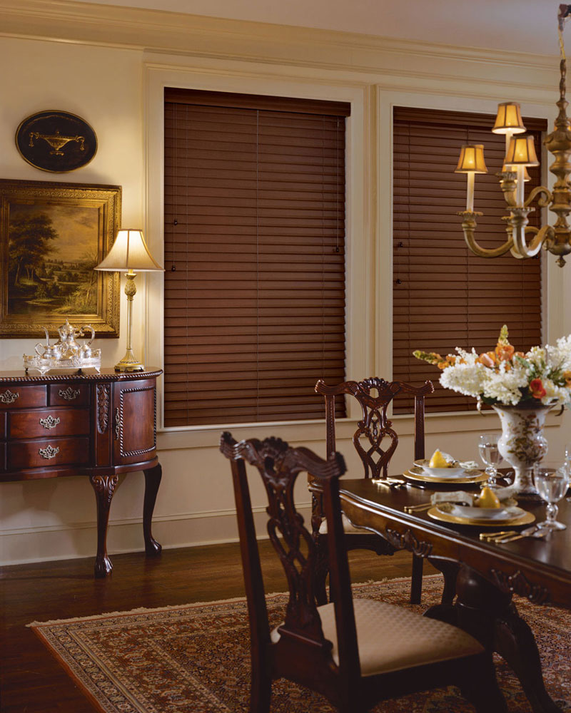 Real wood vs faux wood blinds - Faux Wood 13